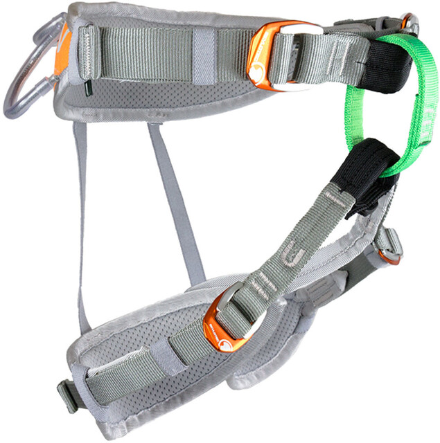 Klettergurt Skylotec : Skylotec stream harness junior green campz
